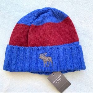 Abercrombie and Fitch Icon Beanie